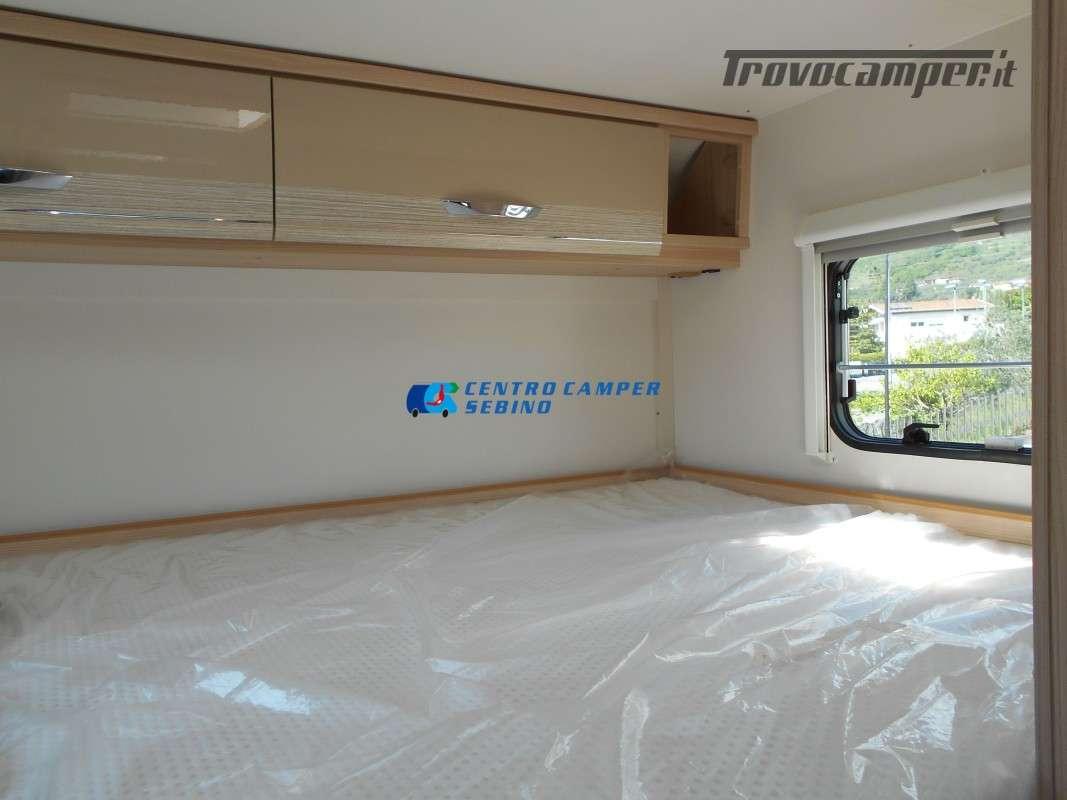 Noleggio Burstner Lyseo A 700 camper mansardato 6 posti con garage nuovo  in vendita a Brescia - Immagine 26