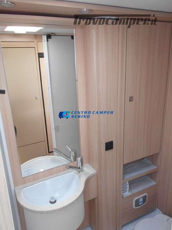 Noleggio Burstner Lyseo A 700 camper mansardato 6 posti con garage nuovo  in vendita a Brescia - Immagine 28