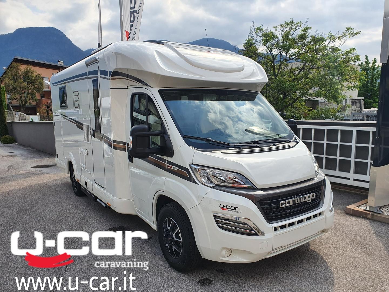 Semintegrale Carthago c-tourer T 144 QB nuovo  in vendita a Bolzano - Immagine 1
