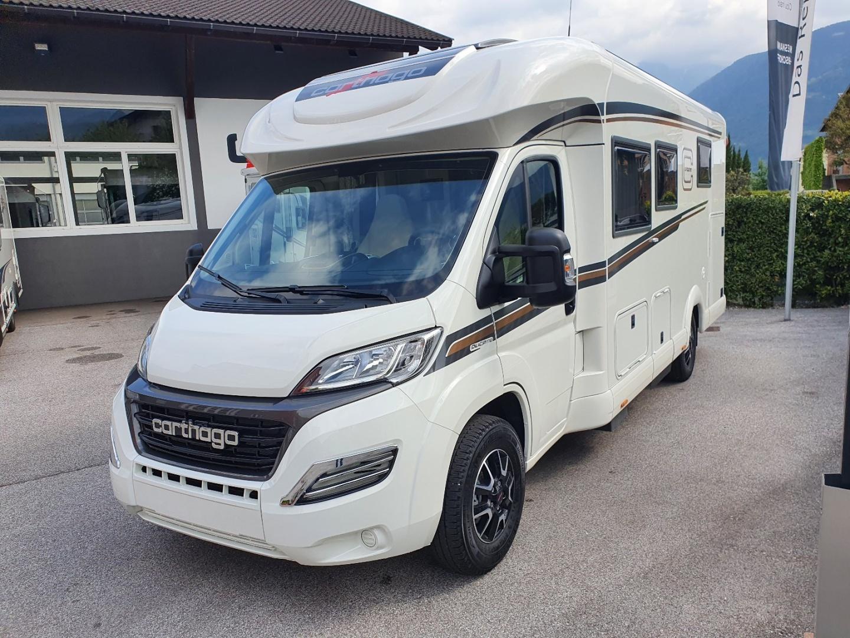Semintegrale Carthago c-tourer T 144 QB nuovo  in vendita a Bolzano - Immagine 2