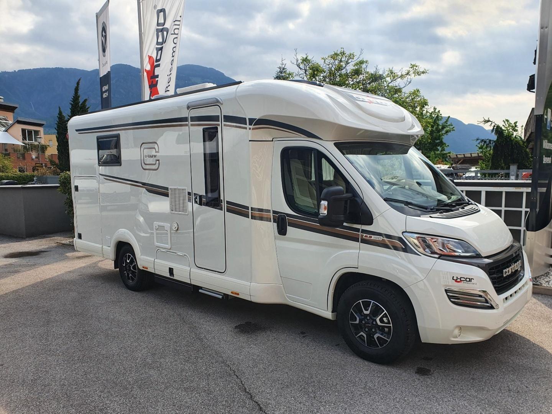 Semintegrale Carthago c-tourer T 144 QB nuovo  in vendita a Bolzano - Immagine 3