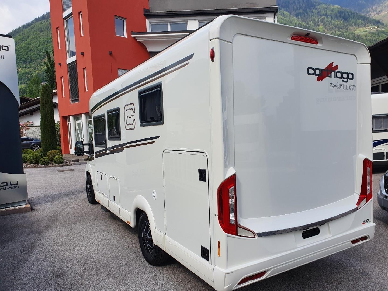 Semintegrale Carthago c-tourer T 144 QB nuovo  in vendita a Bolzano - Immagine 5