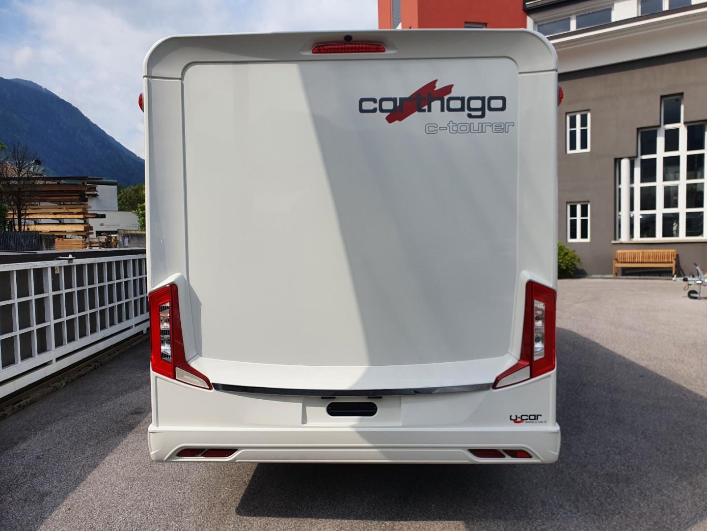 Semintegrale Carthago c-tourer T 144 QB nuovo  in vendita a Bolzano - Immagine 6