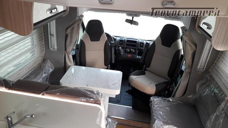 Semintegrale ELNAGH T-Loft 450 Modello 2019 usato  in vendita a Pavia - Immagine 6