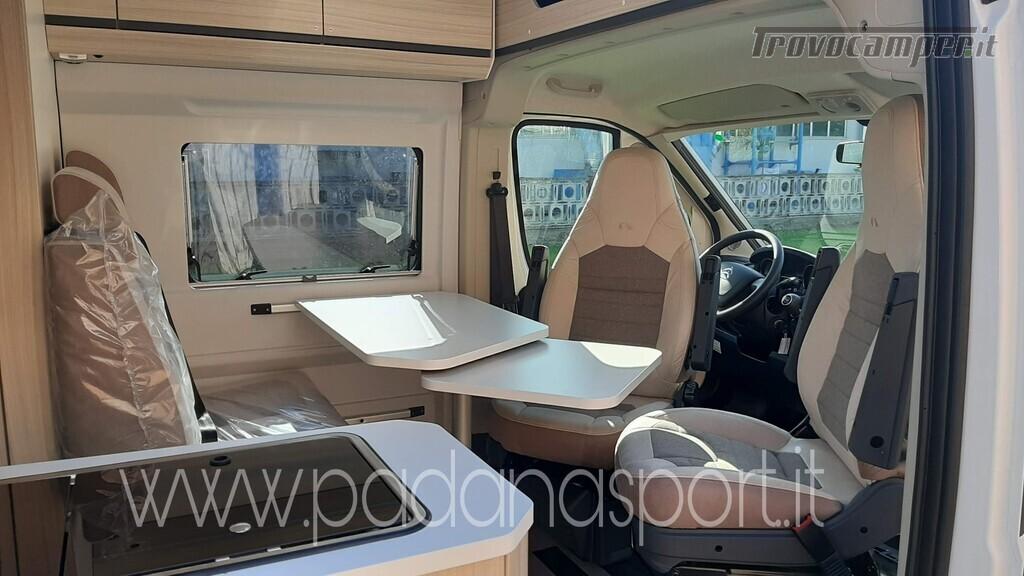 Van ADRIA Twin Axess 600 SP Family usato  in vendita a Pavia - Immagine 8