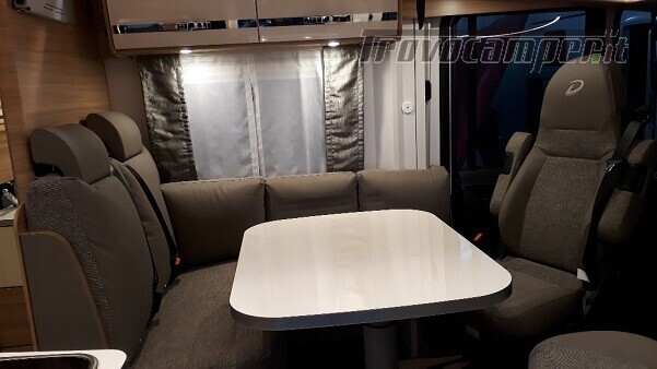 DETHLEFFS MOTORHOME NUOVO GLOBEBUS I006 LETTO GEMELLO IN CODA usato  in vendita a Varese - Immagine 8