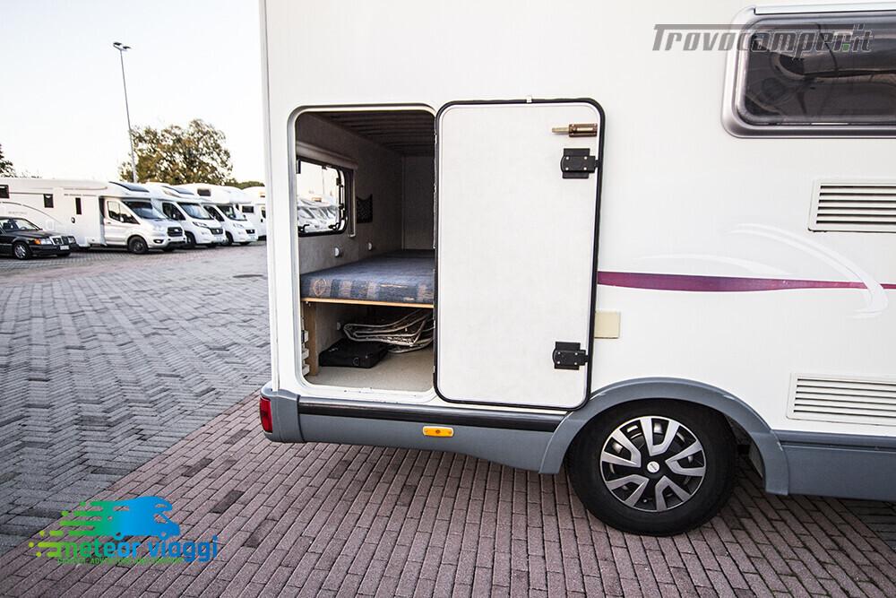 Camper Mansardato 6 Posti Challenger Genesis 43 nuovo  in vendita a Rimini - Immagine 4