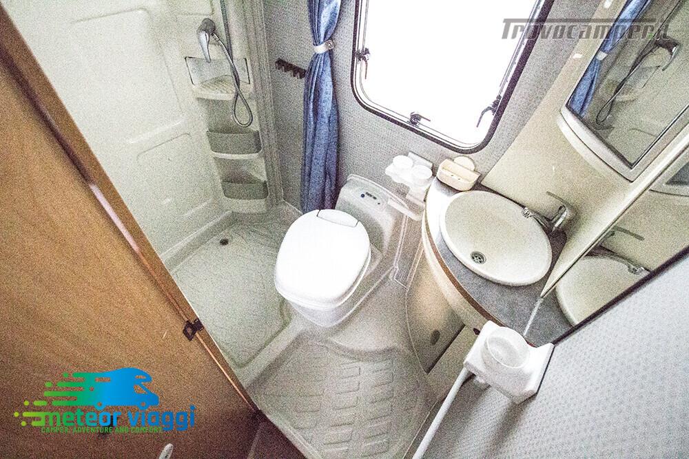 Camper Mansardato 6 Posti Challenger Genesis 43 nuovo  in vendita a Rimini - Immagine 16