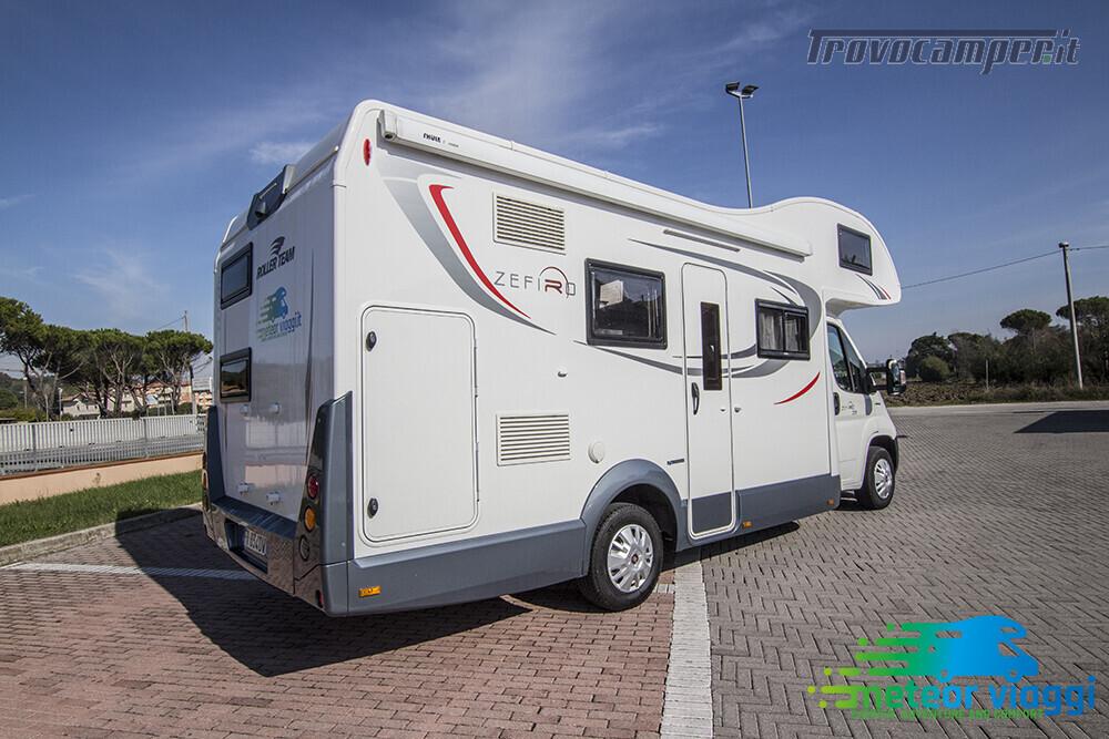Mansardato Roller-Team Zefiro 277 6,99 Mt. 7 Posti Omologati nuovo  in vendita a Rimini - Immagine 3