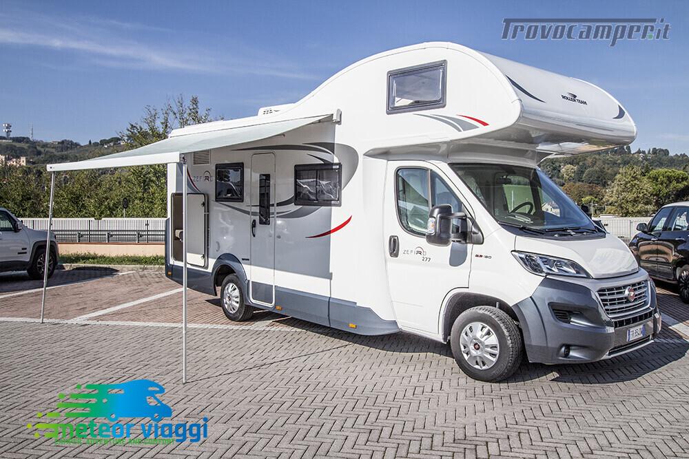 Mansardato Roller-Team Zefiro 277 6,99 Mt. 7 Posti Omologati nuovo  in vendita a Rimini - Immagine 4