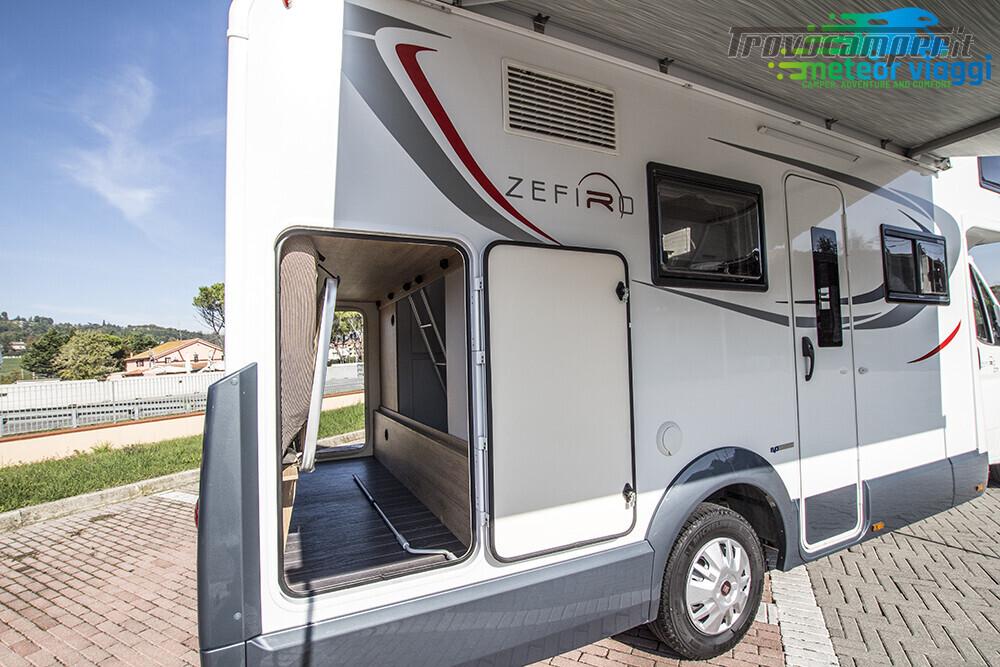 Mansardato Roller-Team Zefiro 277 6,99 Mt. 7 Posti Omologati nuovo  in vendita a Rimini - Immagine 6