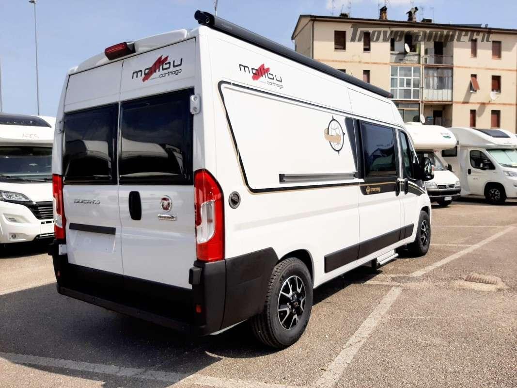 MALIBU VAN CHARMING GT SKYVIEW 600DB nuovo  in vendita a Macerata - Immagine 3