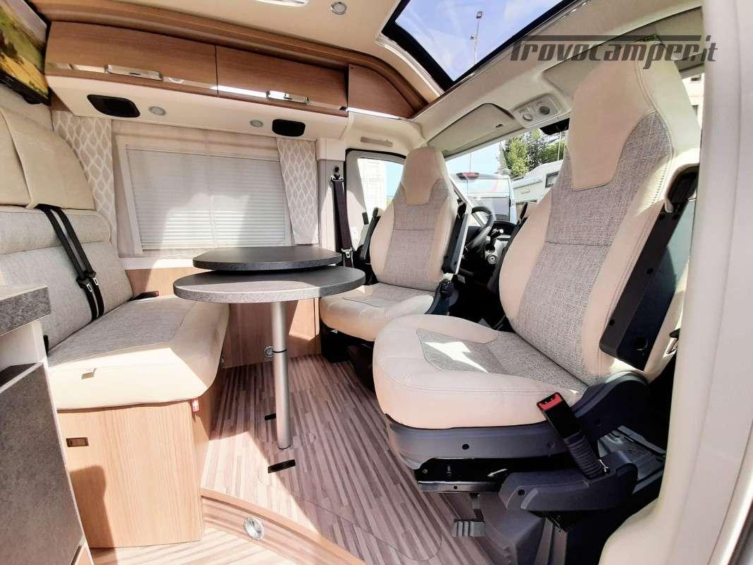 MALIBU VAN CHARMING GT SKYVIEW 600DB nuovo  in vendita a Macerata - Immagine 7