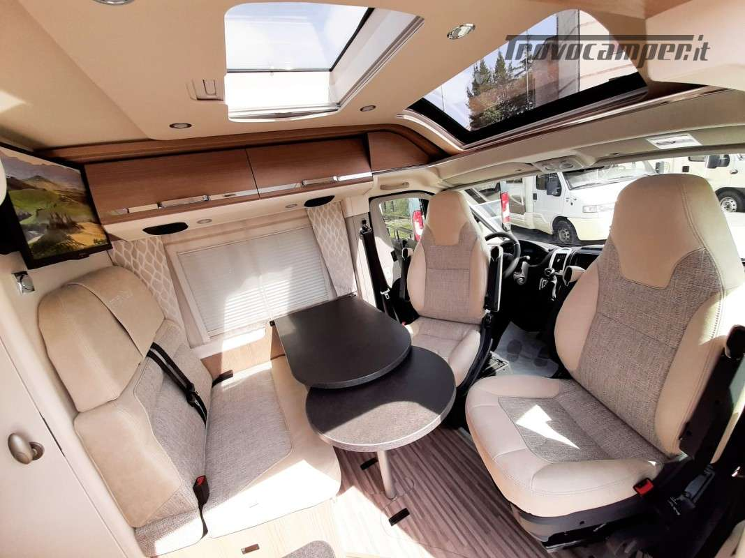 MALIBU VAN CHARMING GT SKYVIEW 600DB nuovo  in vendita a Macerata - Immagine 9