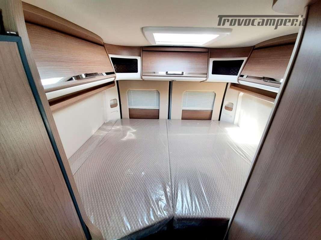 MALIBU VAN CHARMING GT SKYVIEW 600DB nuovo  in vendita a Macerata - Immagine 10