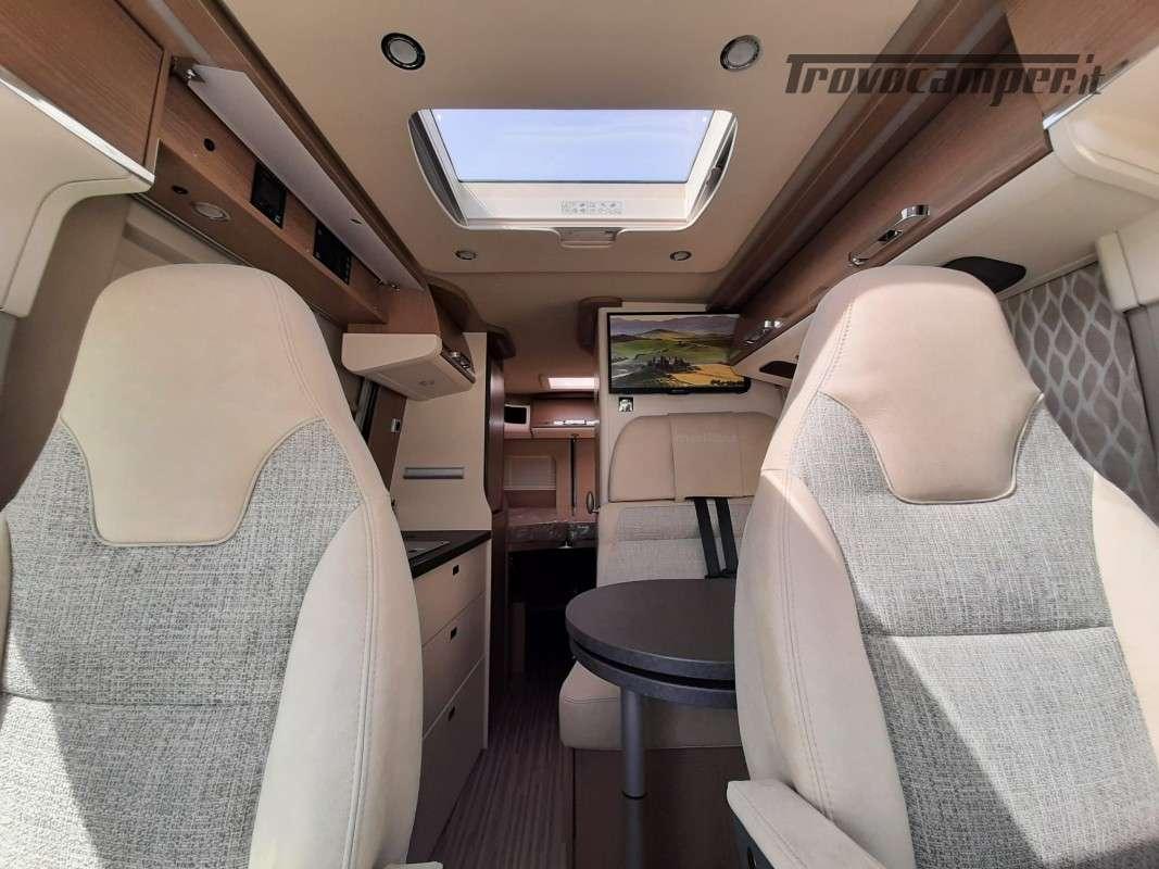 MALIBU VAN CHARMING GT SKYVIEW 600DB nuovo  in vendita a Macerata - Immagine 11