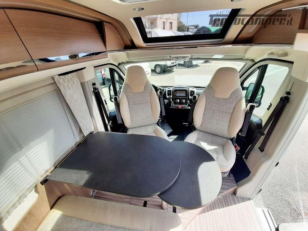 MALIBU VAN CHARMING GT SKYVIEW 600DB nuovo  in vendita a Macerata - Immagine 13