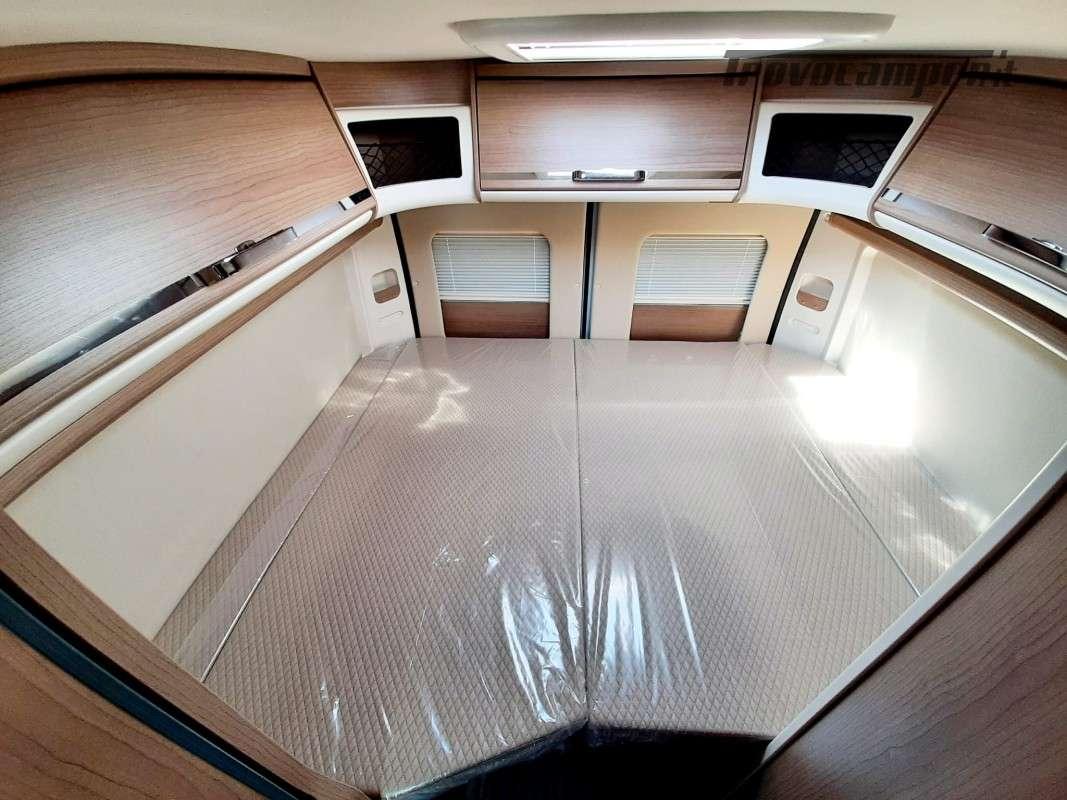 MALIBU VAN CHARMING GT SKYVIEW 600DB nuovo  in vendita a Macerata - Immagine 14
