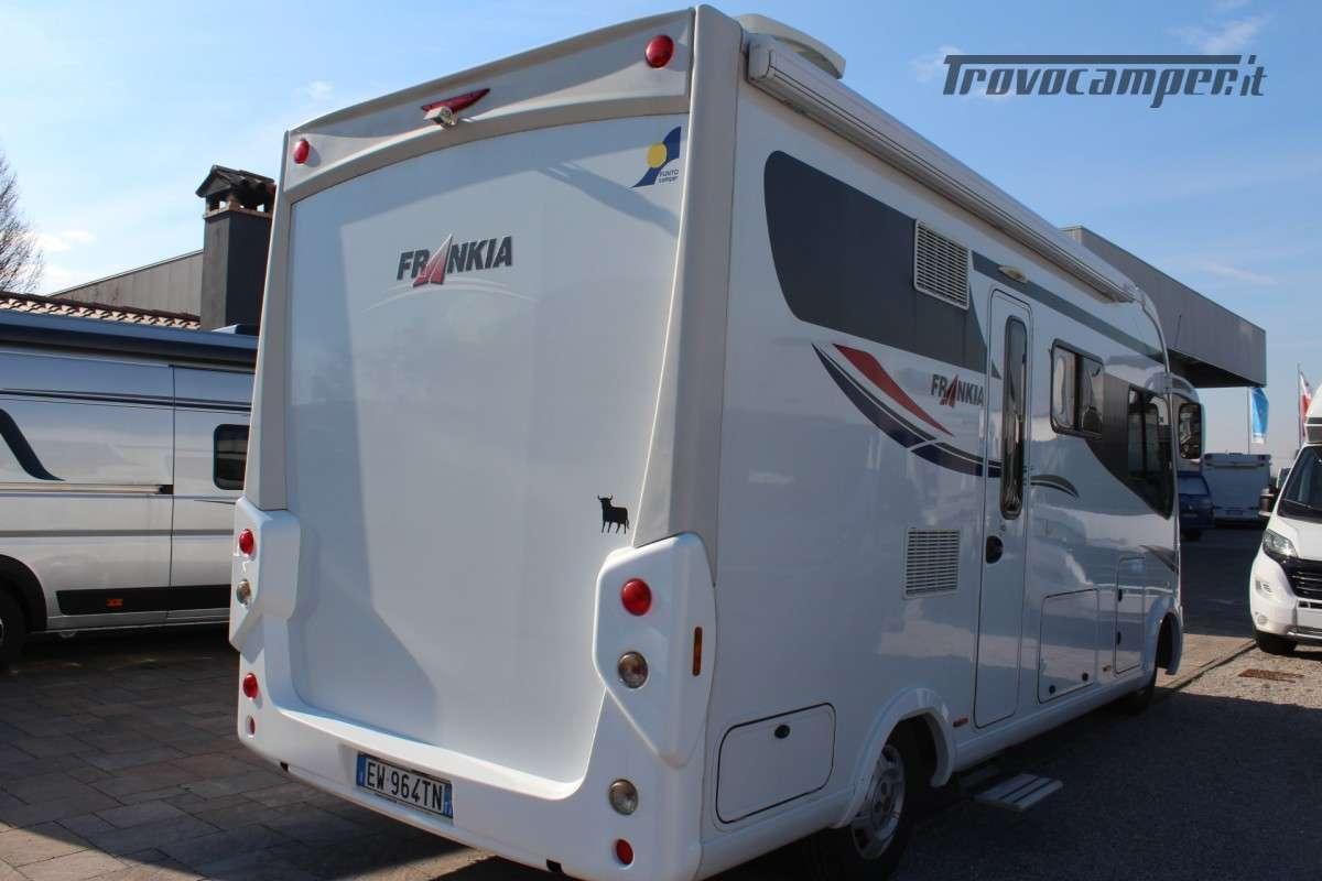 Motorhome Frankia I640 Exlusiv usato  in vendita a Treviso - Immagine 2