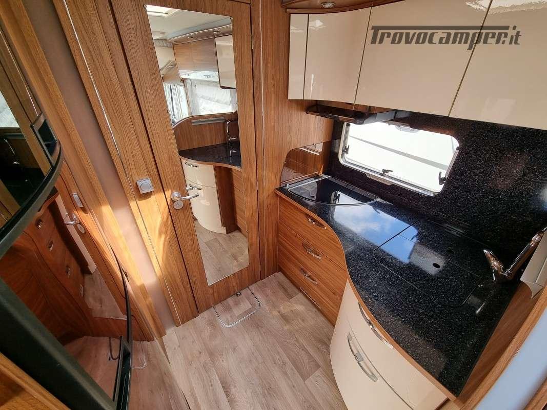 Motorhome Frankia I640 Exlusiv usato  in vendita a Treviso - Immagine 4