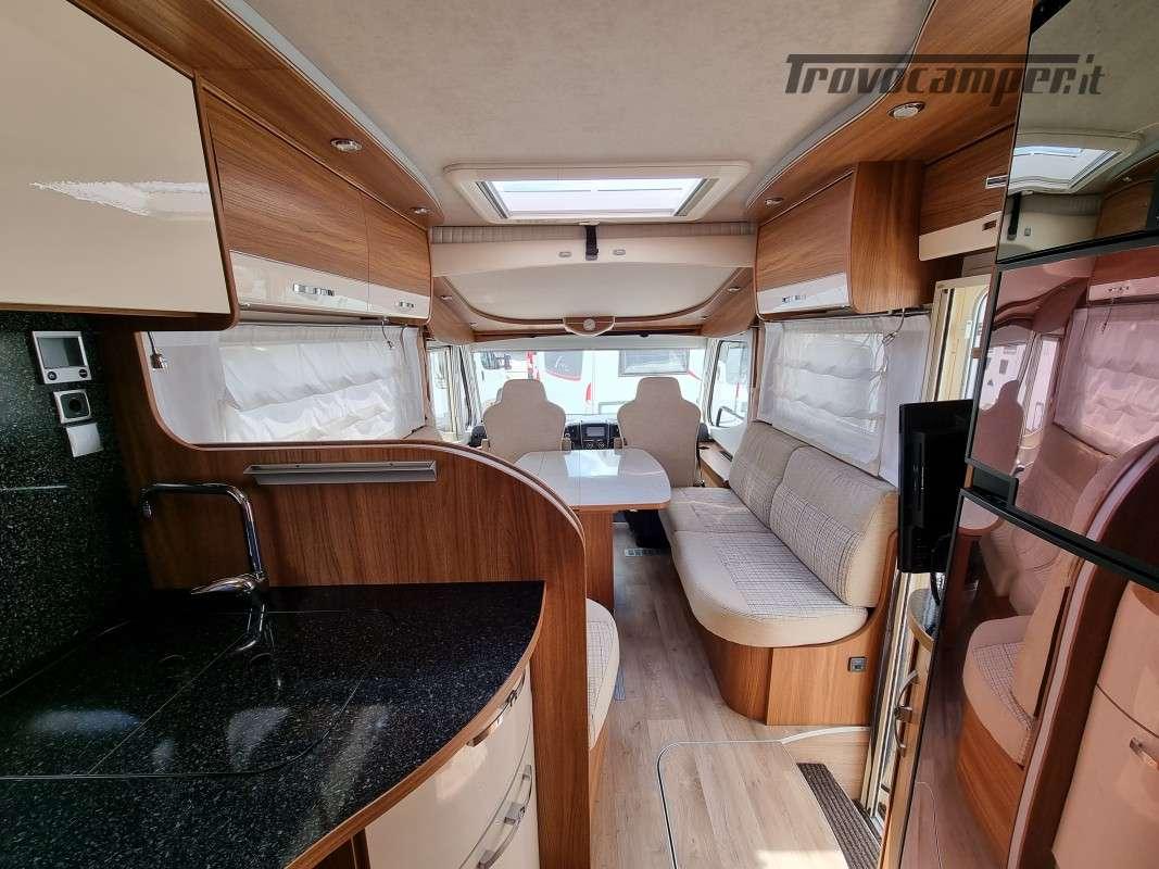 Motorhome Frankia I640 Exlusiv usato  in vendita a Treviso - Immagine 5