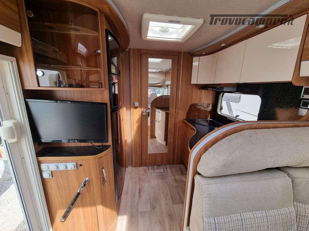 Motorhome Frankia I640 Exlusiv usato  in vendita a Treviso - Immagine 6