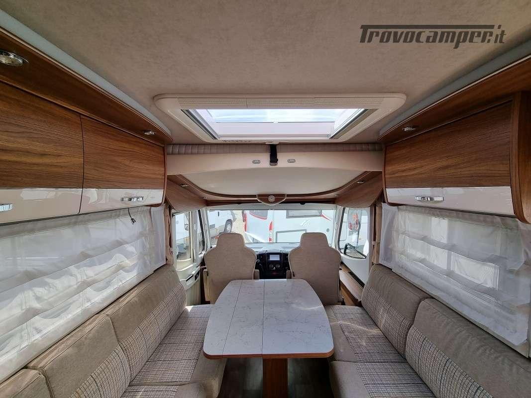 Motorhome Frankia I640 Exlusiv usato  in vendita a Treviso - Immagine 7