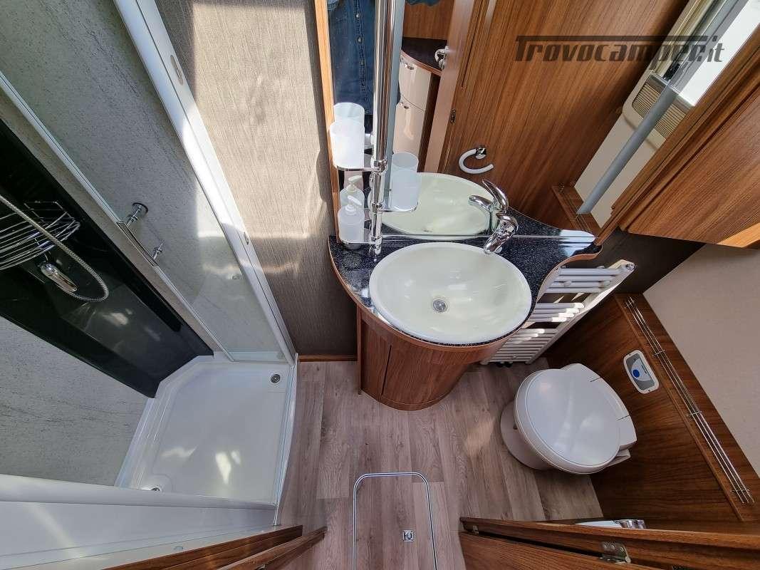Motorhome Frankia I640 Exlusiv usato  in vendita a Treviso - Immagine 8