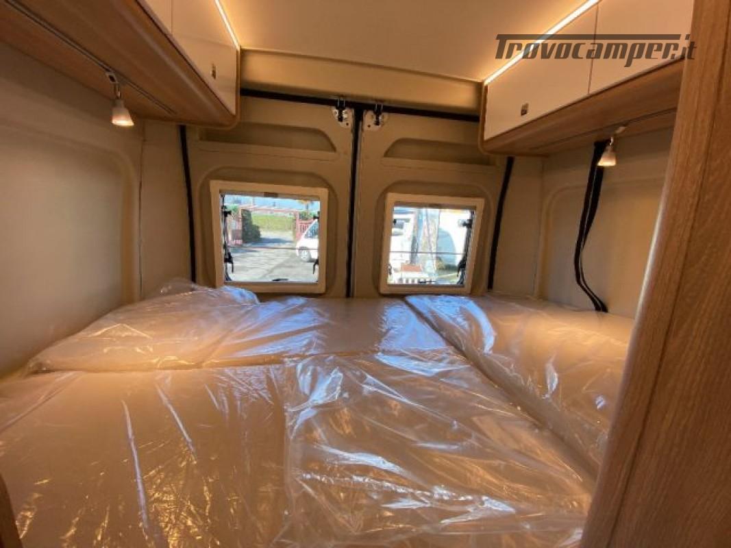 Camper puro LAIKA KOSMO CV 5.4 - Prevendita con Prom nuovo  in vendita a Bologna - Immagine 6