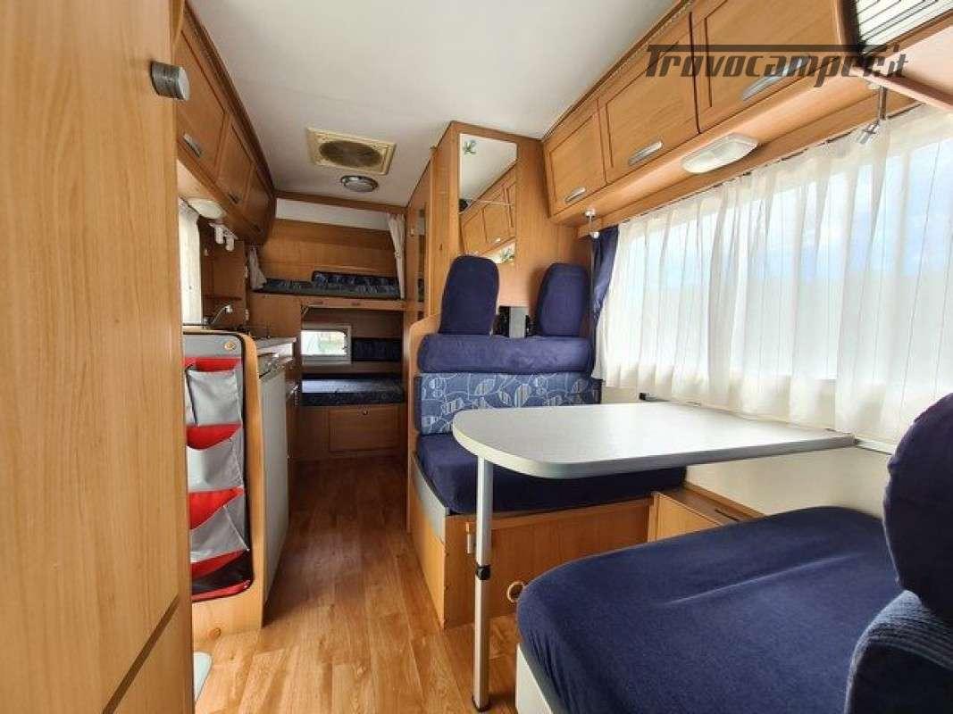 Camper puro CI INTERNATIONAL  ELLIOT 5 usato  in vendita a Novara - Immagine 2