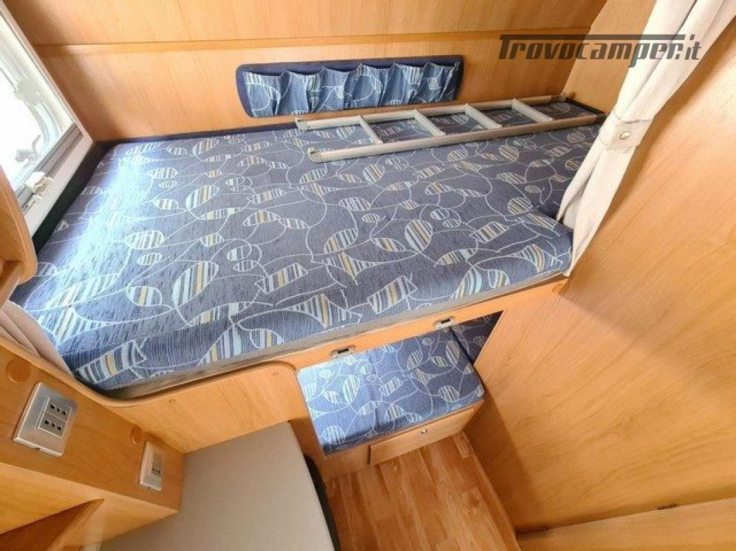 Camper puro CI INTERNATIONAL  ELLIOT 5 usato  in vendita a Novara - Immagine 6