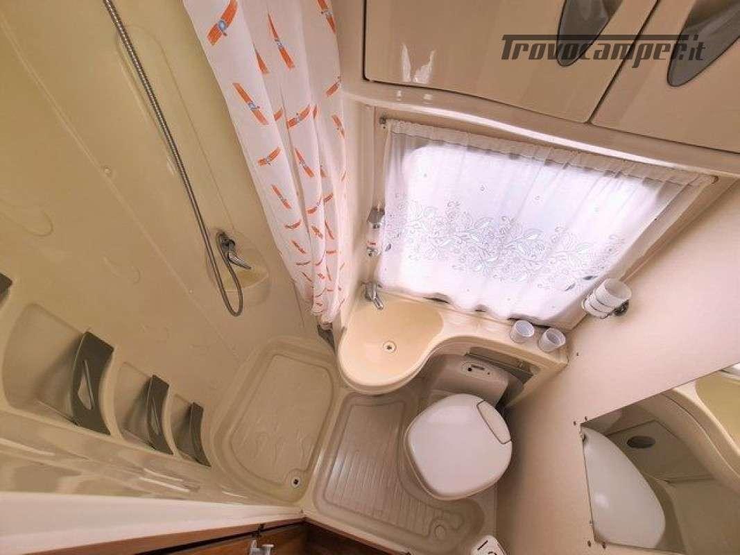 Camper puro CI INTERNATIONAL  ELLIOT 5 usato  in vendita a Novara - Immagine 7