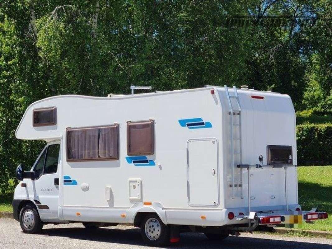Camper puro CI INTERNATIONAL  ELLIOT 5 usato  in vendita a Novara - Immagine 11