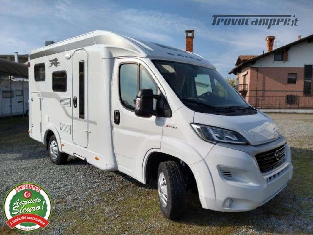 Camper puro LAIKA KOSMO Compact 5 nuovo  in vendita a Biella - Immagine 2