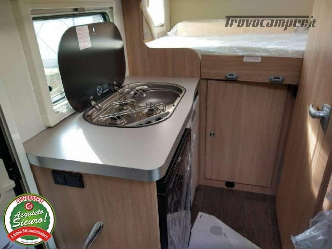 Camper puro LAIKA KOSMO Compact 5 nuovo  in vendita a Biella - Immagine 5
