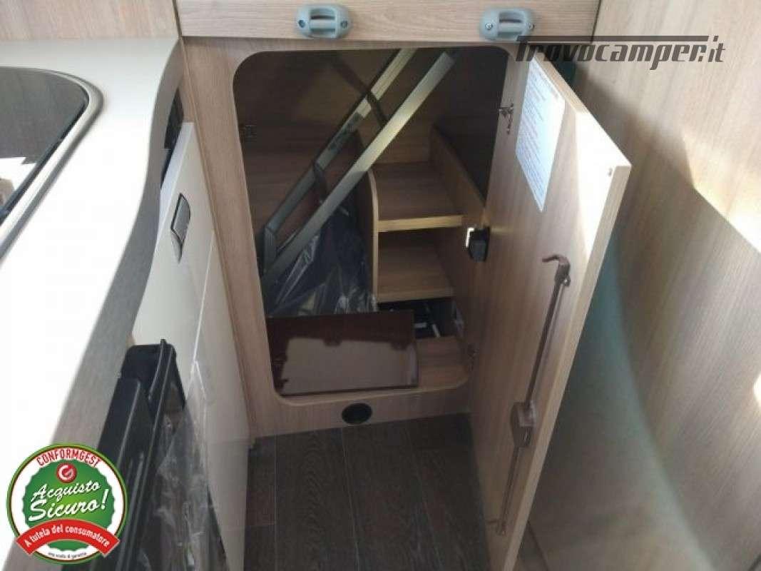 Camper puro LAIKA KOSMO Compact 5 nuovo  in vendita a Biella - Immagine 7