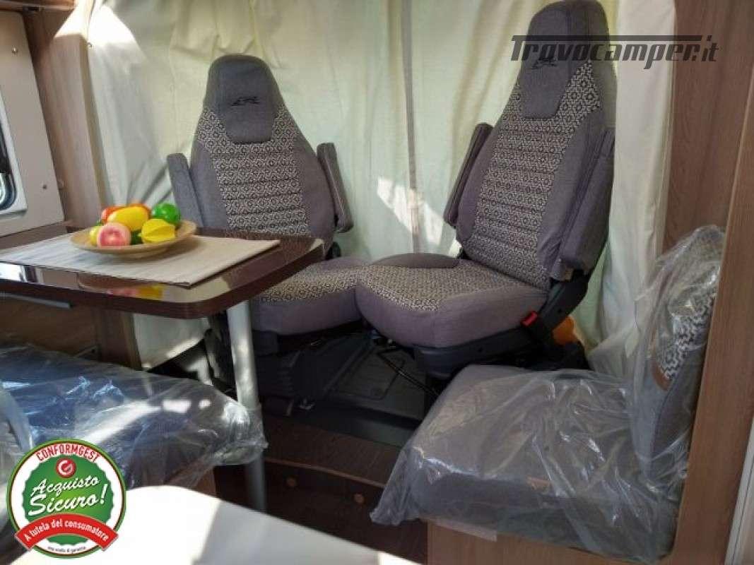 Camper puro LAIKA KOSMO Compact 5 nuovo  in vendita a Biella - Immagine 9