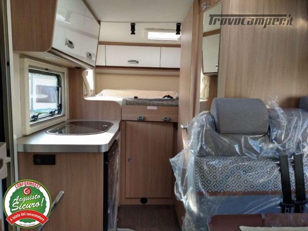 Camper puro LAIKA KOSMO Compact 5 nuovo  in vendita a Biella - Immagine 10