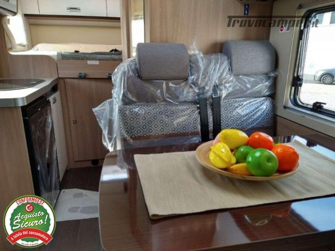 Camper puro LAIKA KOSMO Compact 5 nuovo  in vendita a Biella - Immagine 11