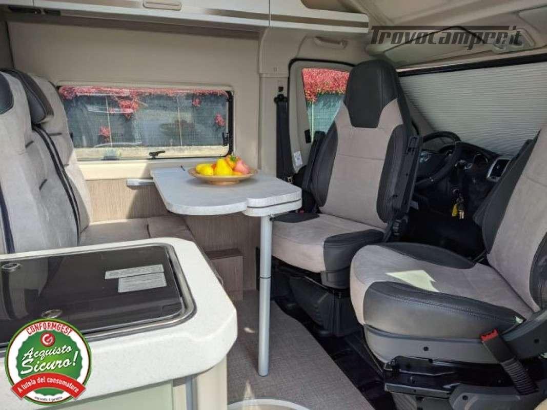 Camper puro CHAUSSON V594 MAX  PREMIUM van nuovo  in vendita a Biella - Immagine 2