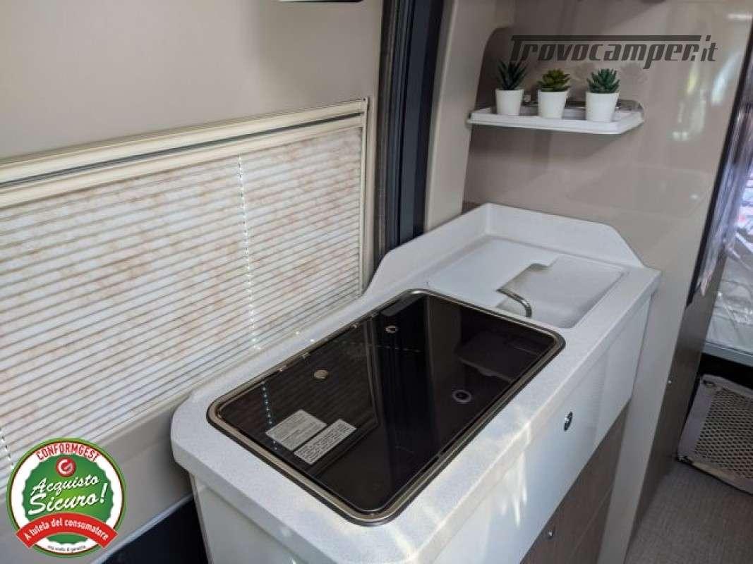 Camper puro CHAUSSON V594 MAX  PREMIUM van nuovo  in vendita a Biella - Immagine 3