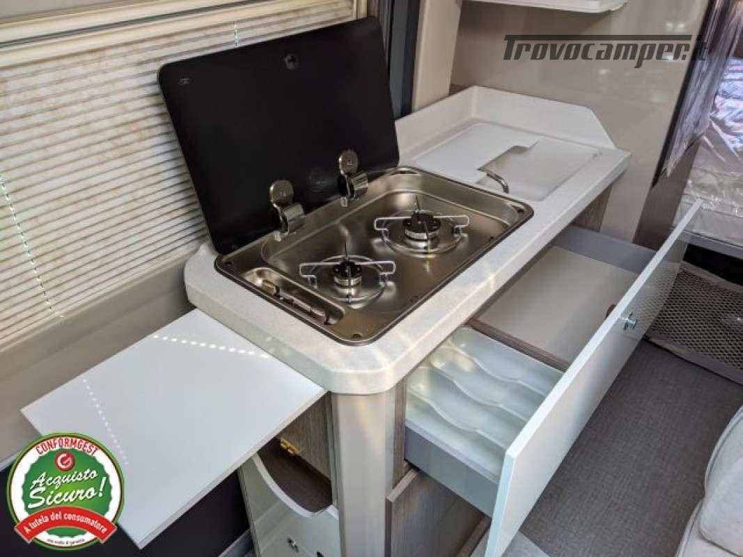 Camper puro CHAUSSON V594 MAX  PREMIUM van nuovo  in vendita a Biella - Immagine 4