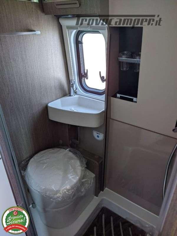 Camper puro CHAUSSON V594 MAX  PREMIUM van nuovo  in vendita a Biella - Immagine 6