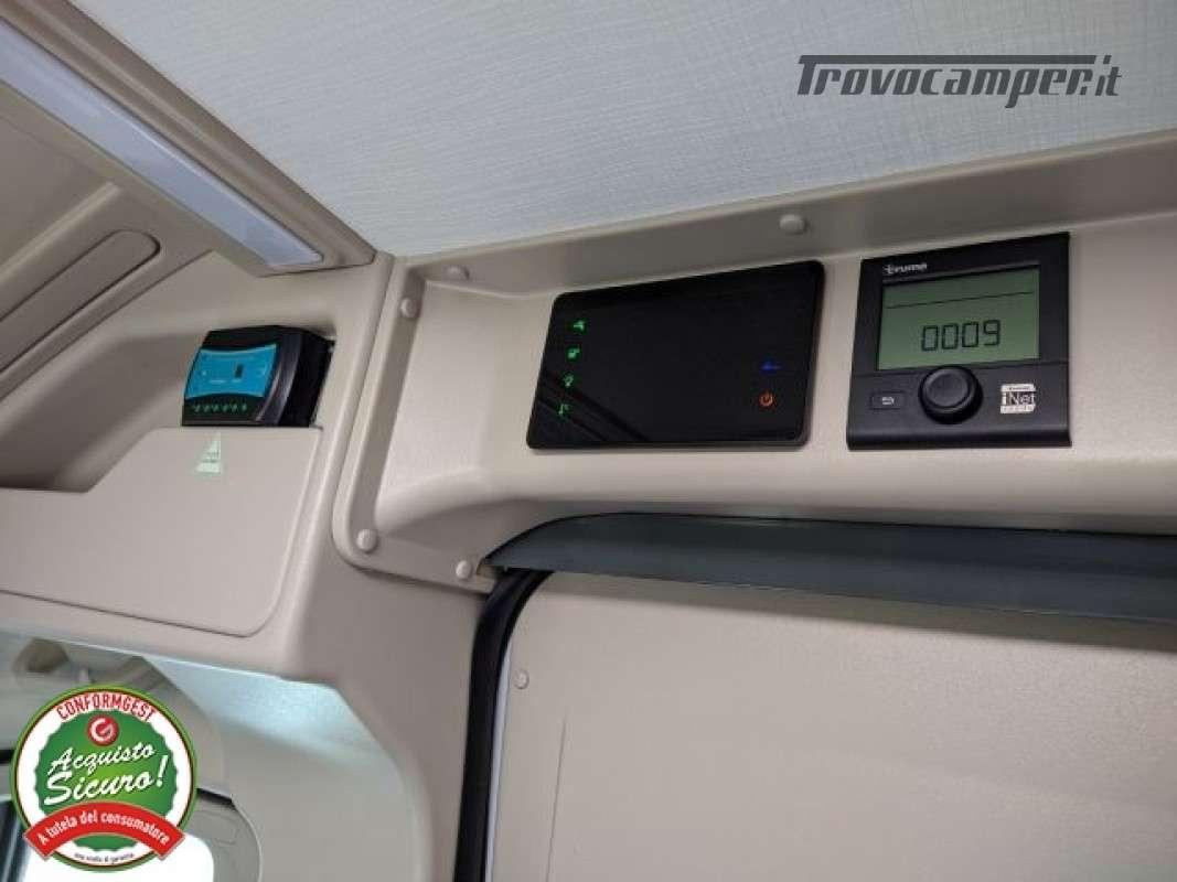 Camper puro CHAUSSON V594 MAX  PREMIUM van nuovo  in vendita a Biella - Immagine 8