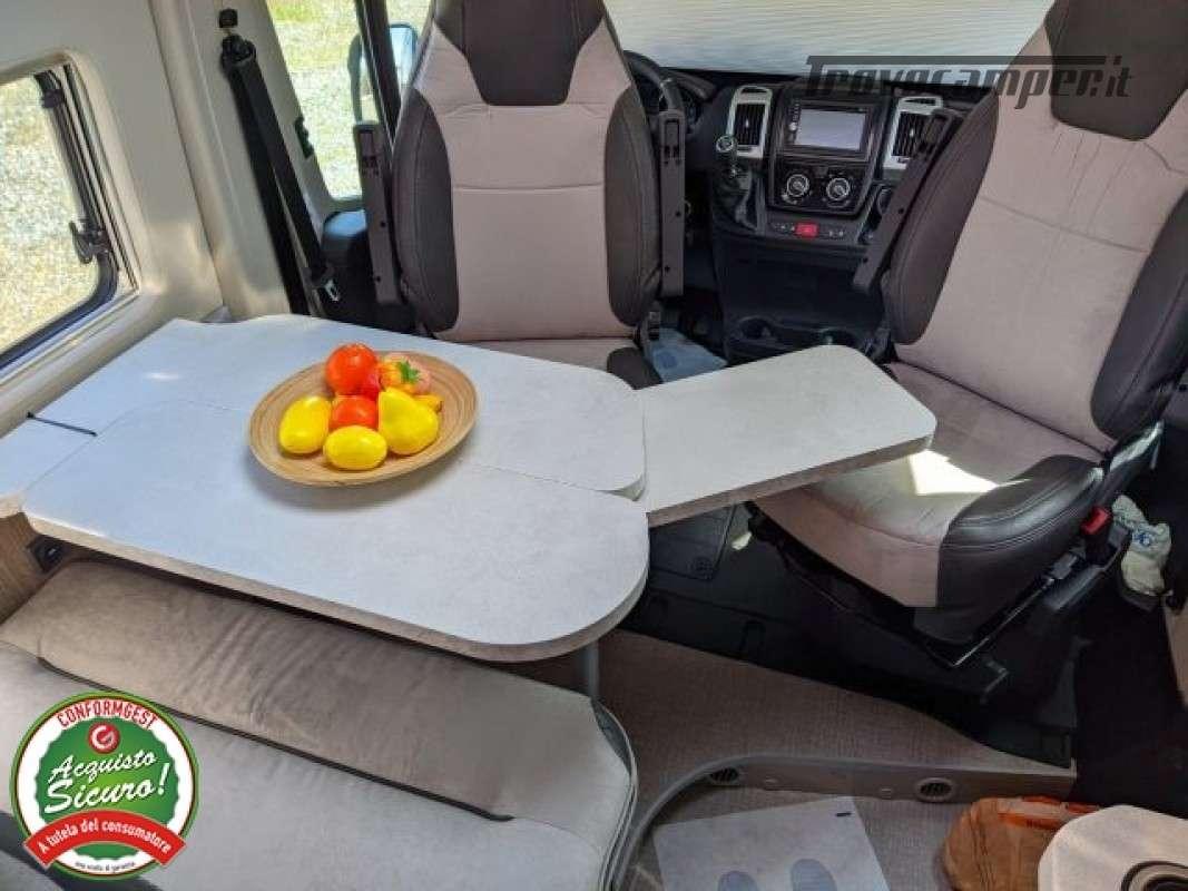 Camper puro CHAUSSON V594 MAX  PREMIUM van nuovo  in vendita a Biella - Immagine 9