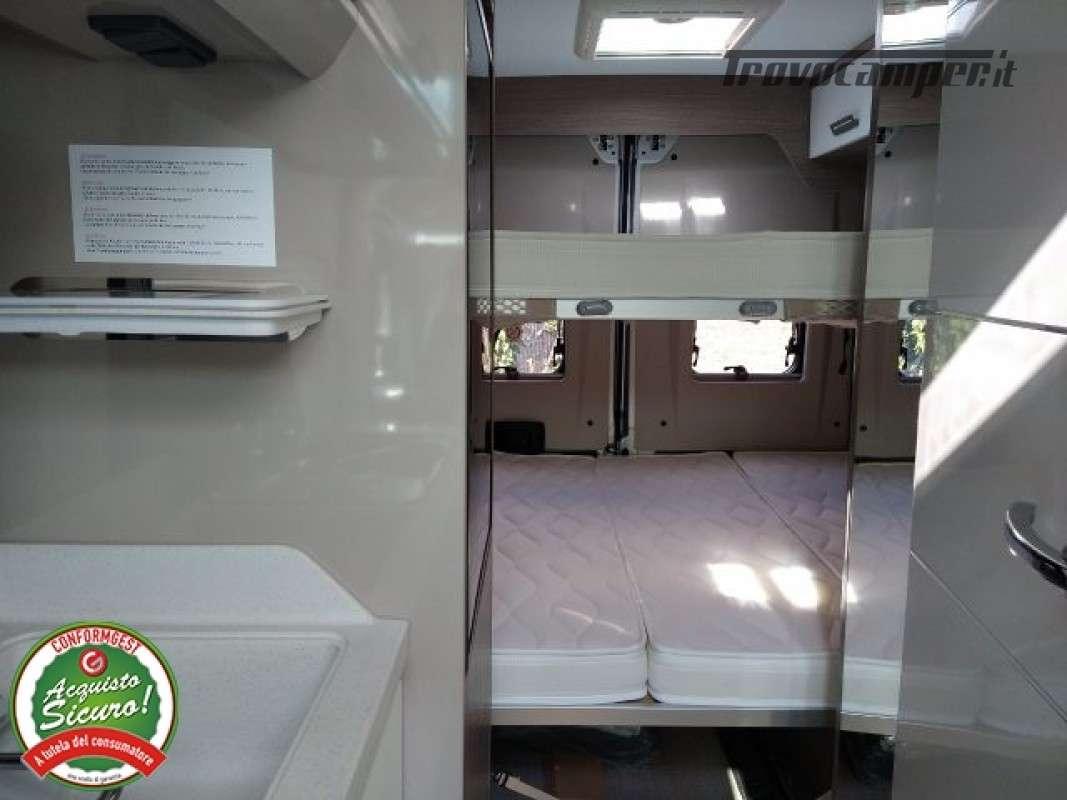 Camper puro CHAUSSON V594 MAX  PREMIUM van nuovo  in vendita a Biella - Immagine 11