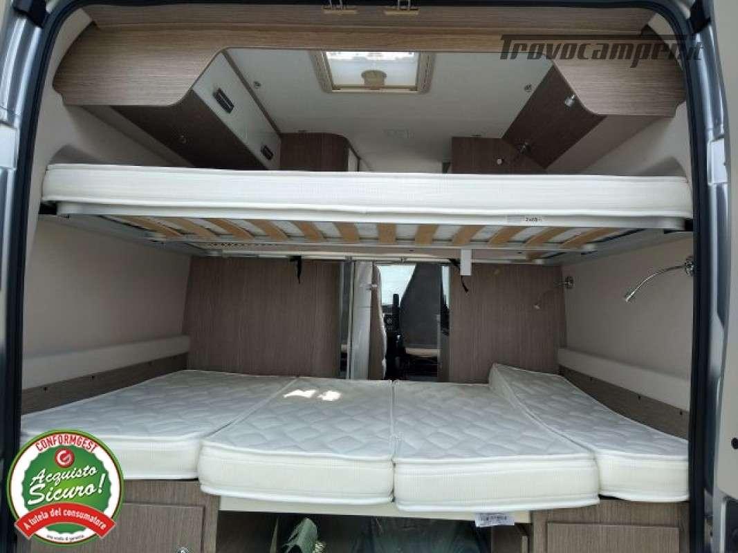 Camper puro CHAUSSON V594 MAX  PREMIUM van nuovo  in vendita a Biella - Immagine 12