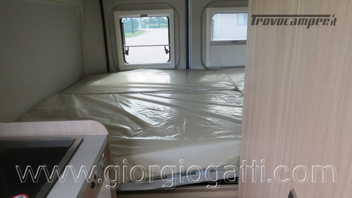 Camper puro Laika Kosmo Campervan 6.0 con soffietto e veranda nuovo  in vendita a Alessandria - Immagine 10