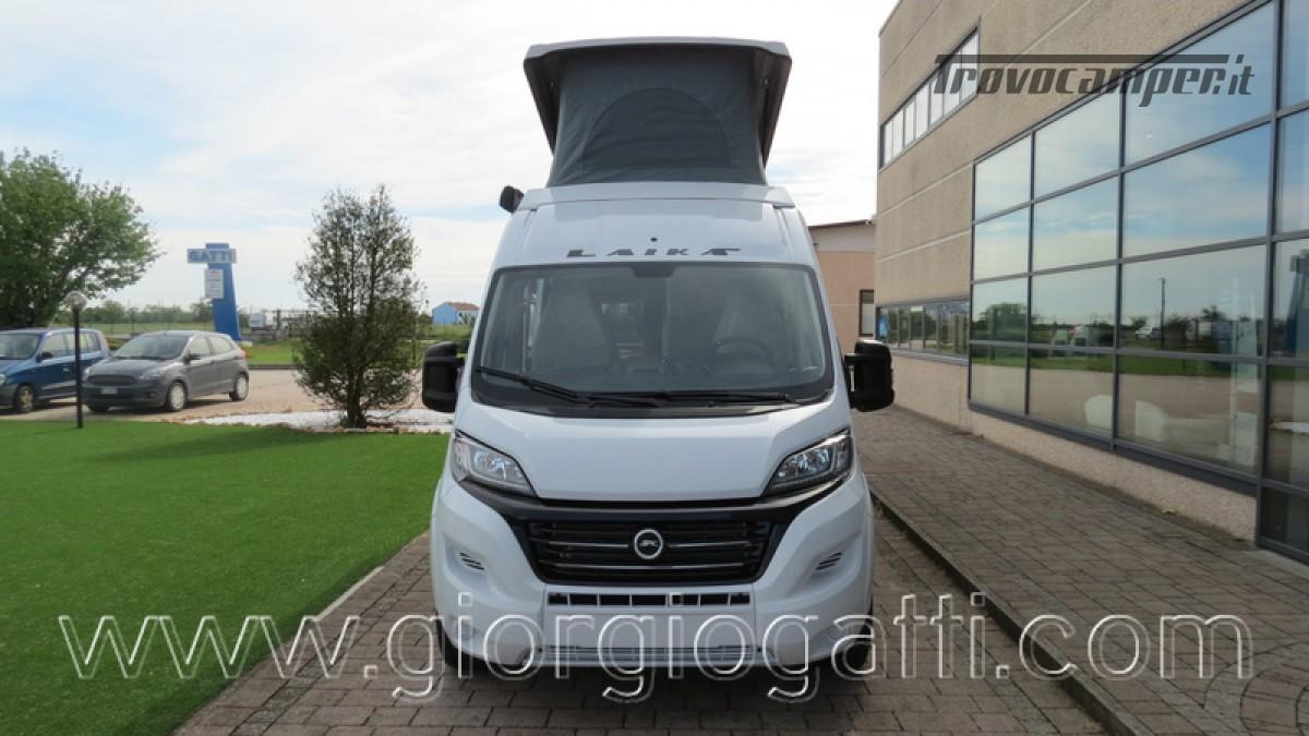 Camper puro Laika Kosmo Campervan 6.0 con soffietto e veranda nuovo  in vendita a Alessandria - Immagine 16
