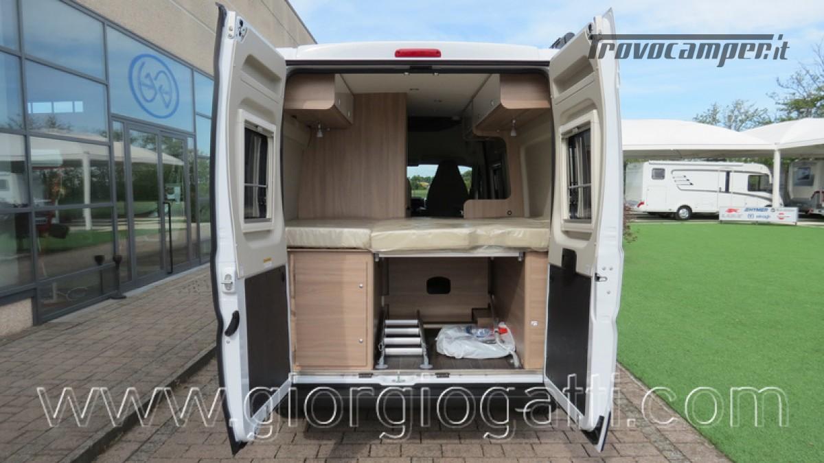 Camper puro Laika Kosmo Campervan 6.0 con soffietto e veranda nuovo  in vendita a Alessandria - Immagine 26